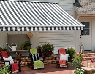 Awnings Are Great For Pergolas Too!